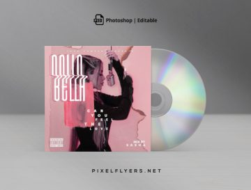 Feel The Love Free CD Cover Artwork
