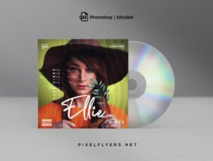 Pure Vibes Mixtape Free CD Cover Artwork